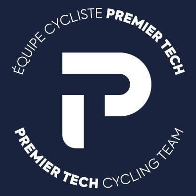 Une équipe cycliste …